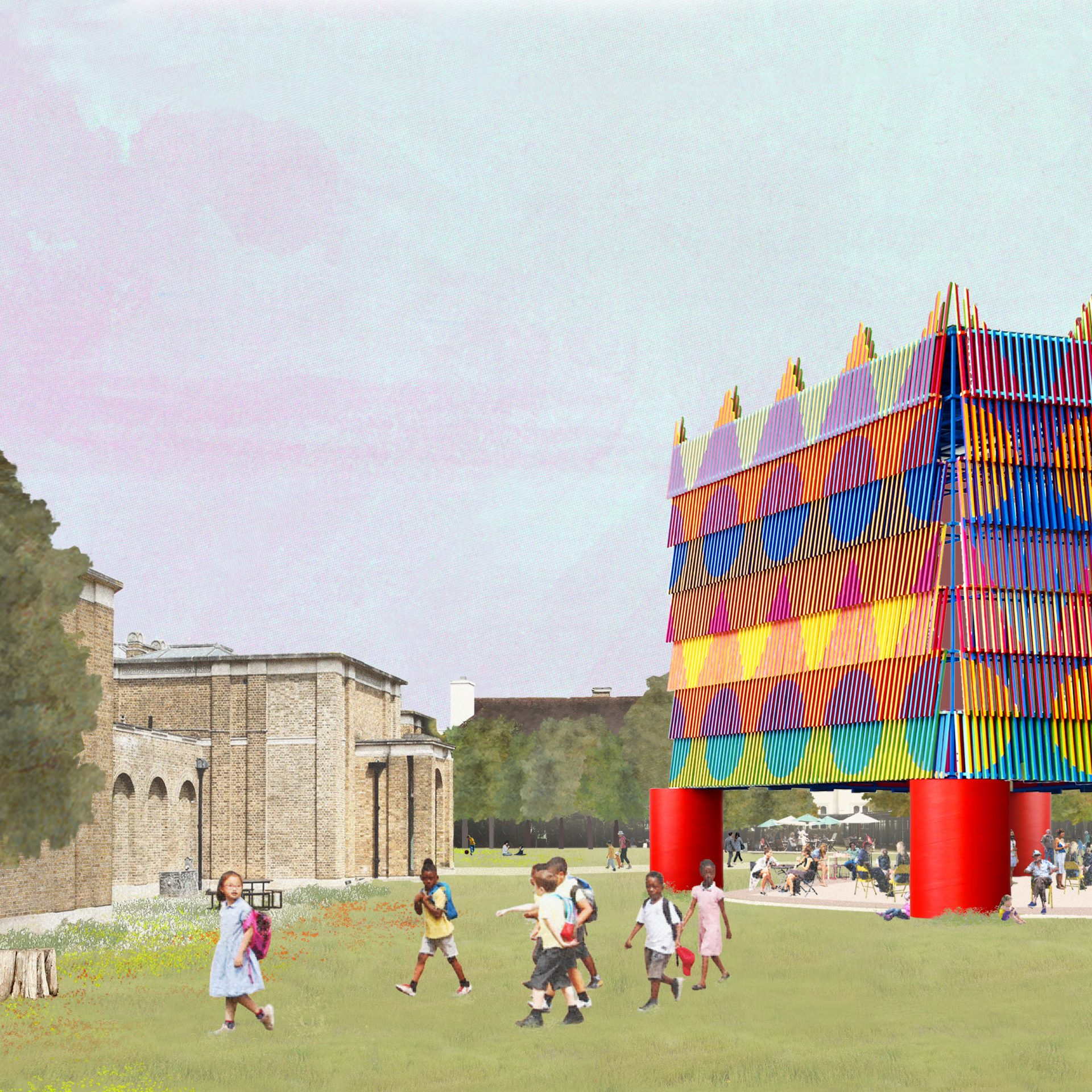 2019 Dulwich Pavilion receives planning permission