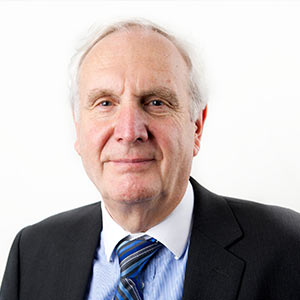 Profile shot for Sir Edward Lister