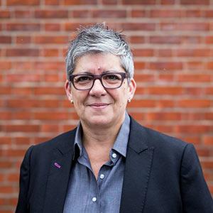 Profile shot for Jo Negrini