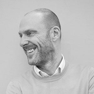 Profile shot for Martyn Evans