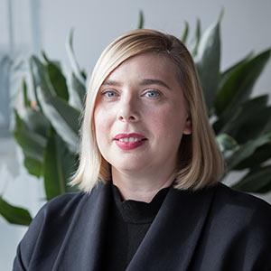Profile shot for Sarah Mann