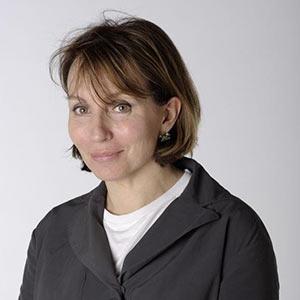 Profile shot for Sarah Sands