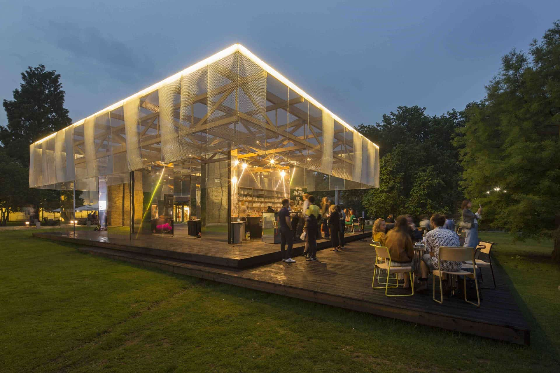 Dulwich Pavilion Competition Launch