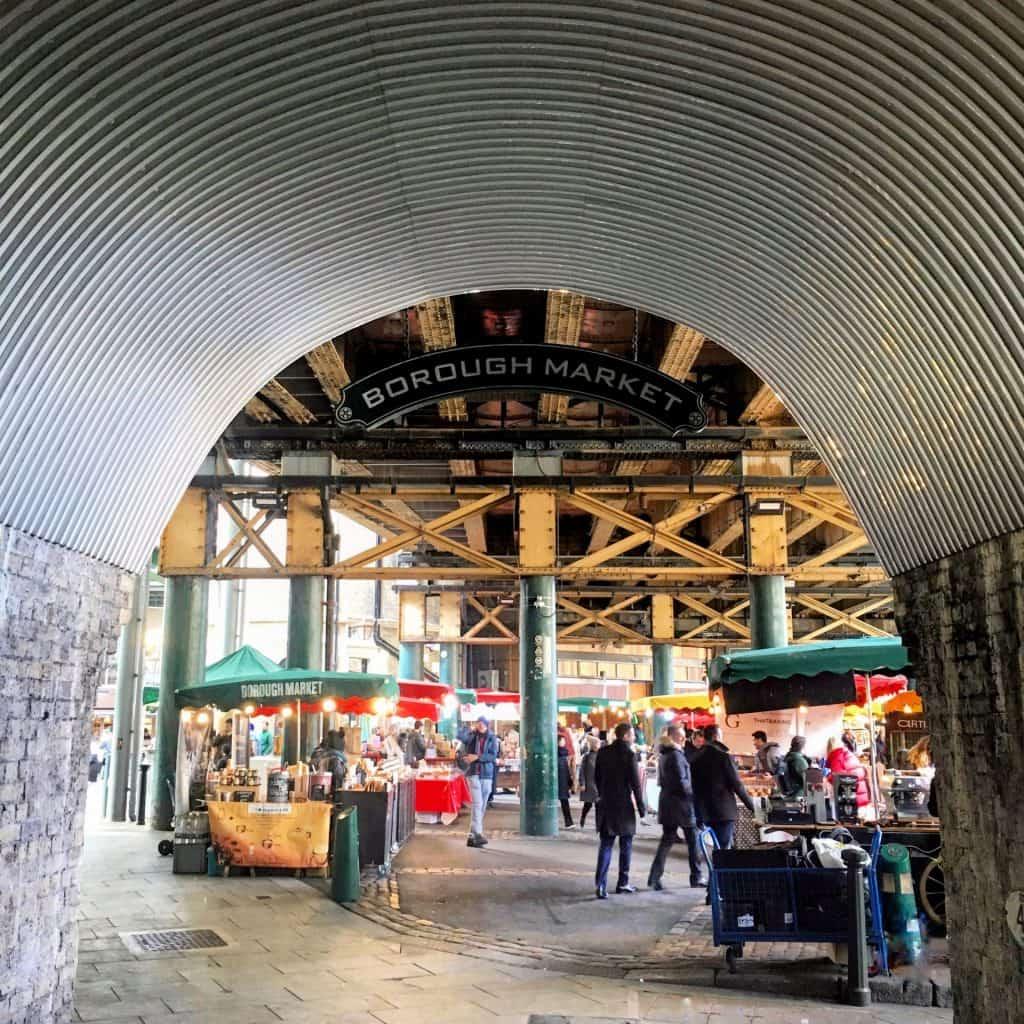 architectural tour of borough market london festival of architecture