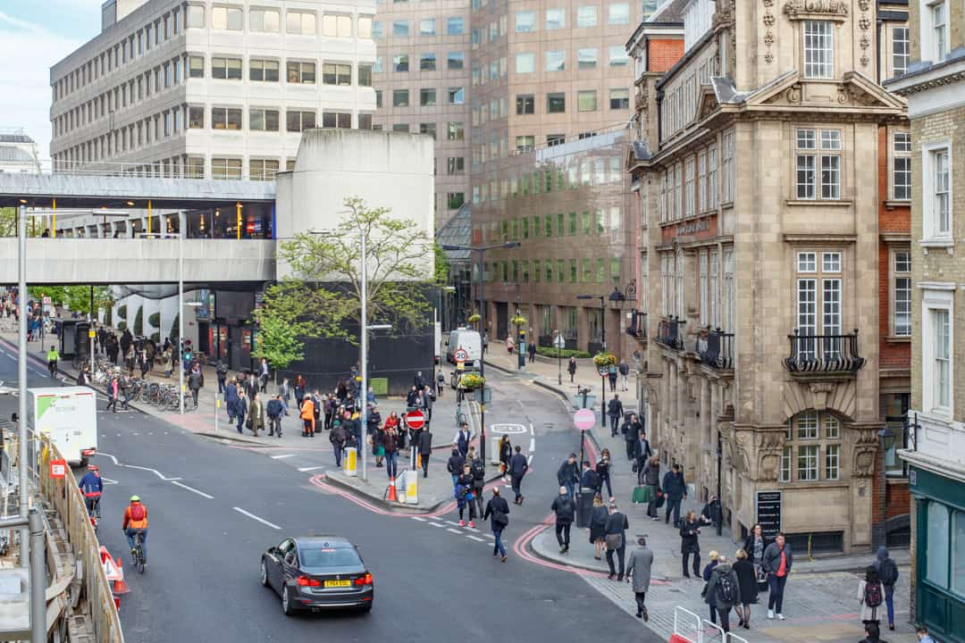 London Bridge public realm design competition