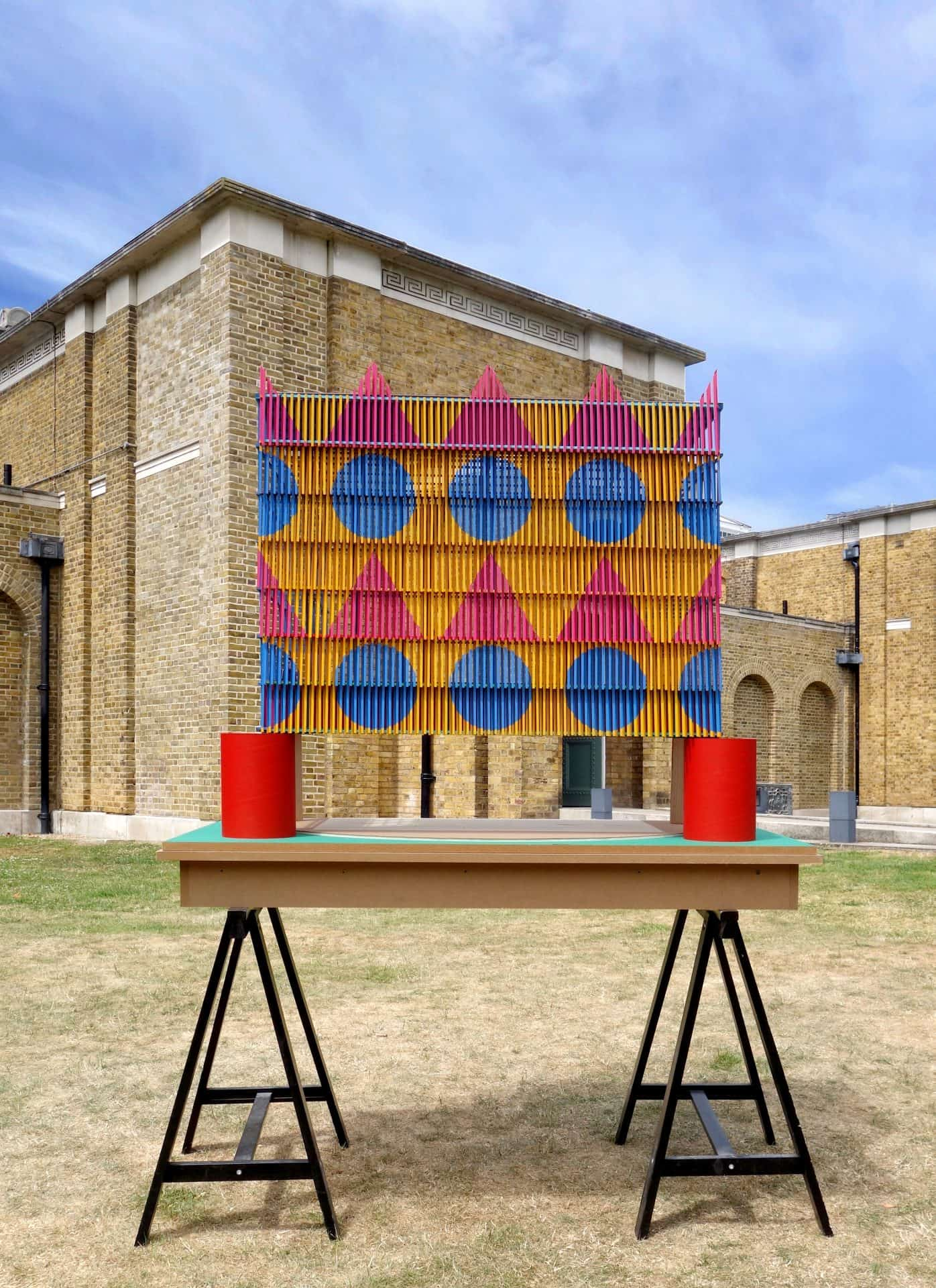 'The Colour Palace': Pricegore and Yinka Ilori chosen for second Dulwich Pavilion