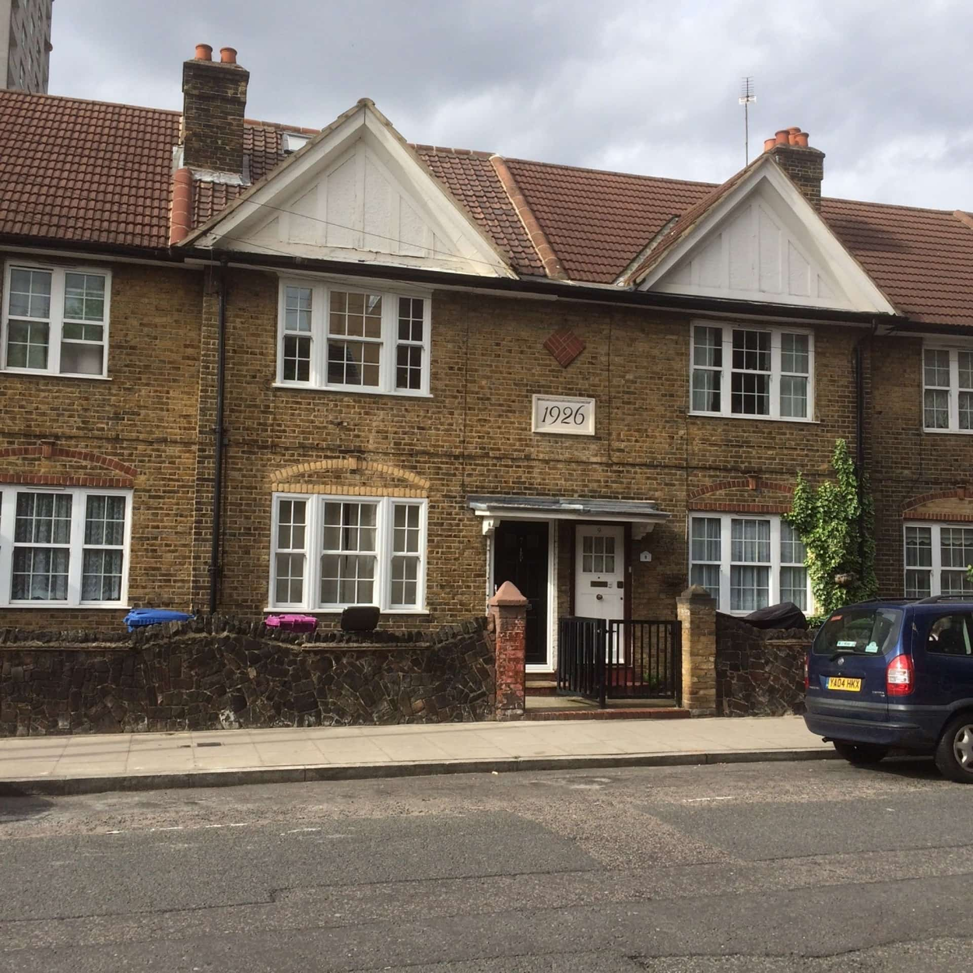 Look At The Estate We're in – philanthopy and social housing
