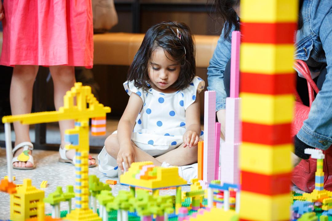 Open Call: RA Lego Challenge
