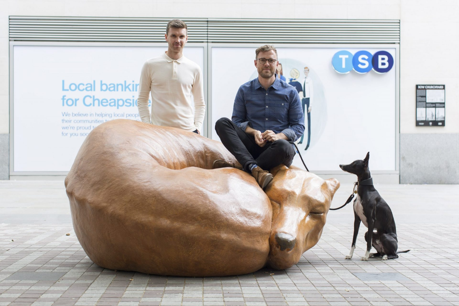 LFA and Cheapside Business Alliance launch third edition of City Benches contest