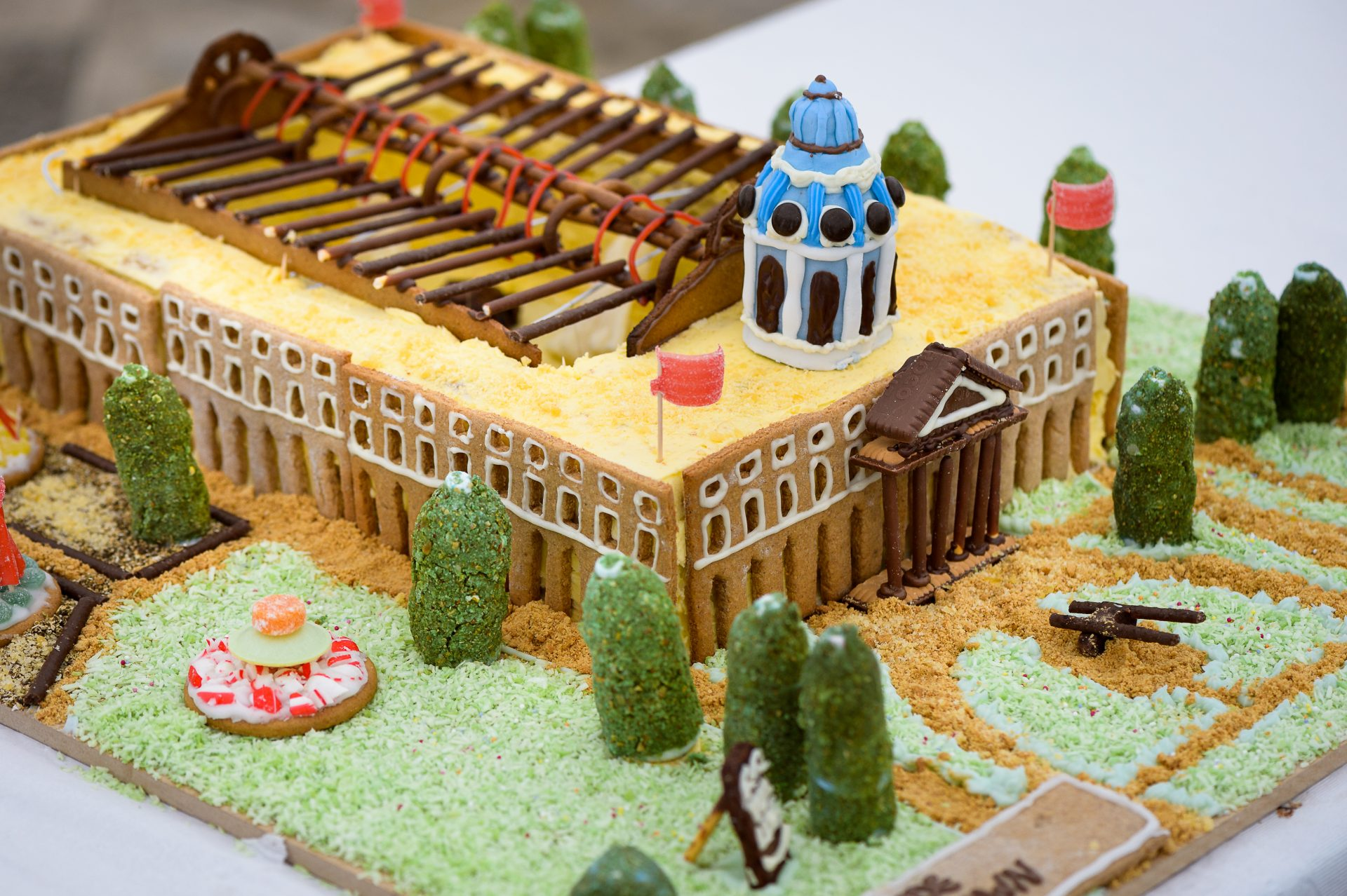 Maggie's West London Centre – baked by Grace Simmonds, Helen Lynn & Emily Pentony