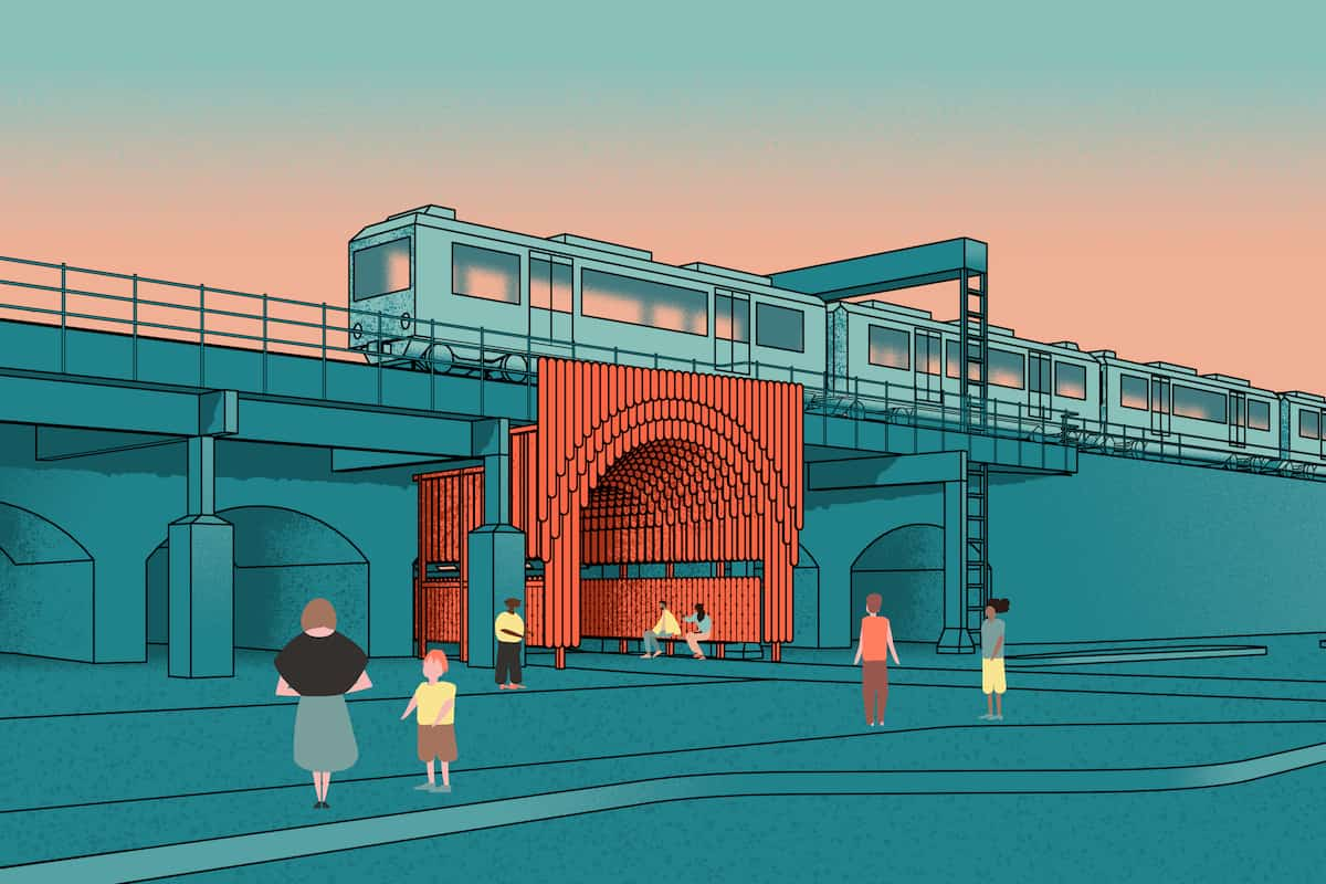 Competition winner revealed: Arch 42 Gateways