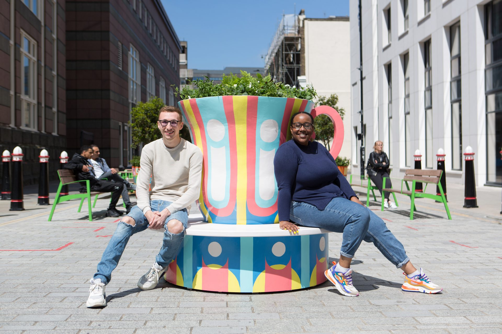 Meet the Designers: City Benches 2021