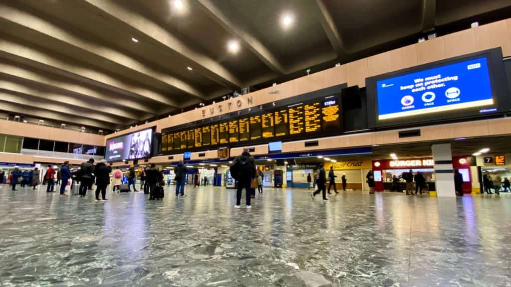 Competition shortlist: Curating Concourses