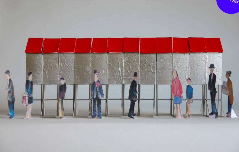 Curating Concourses: shortlisted entries