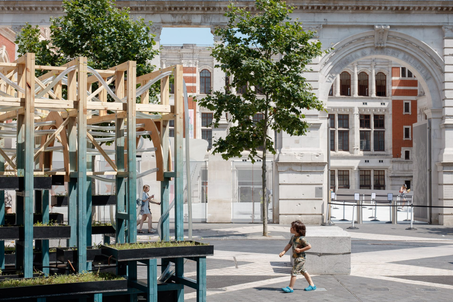 South Ken Green Trail: Installations Revealed